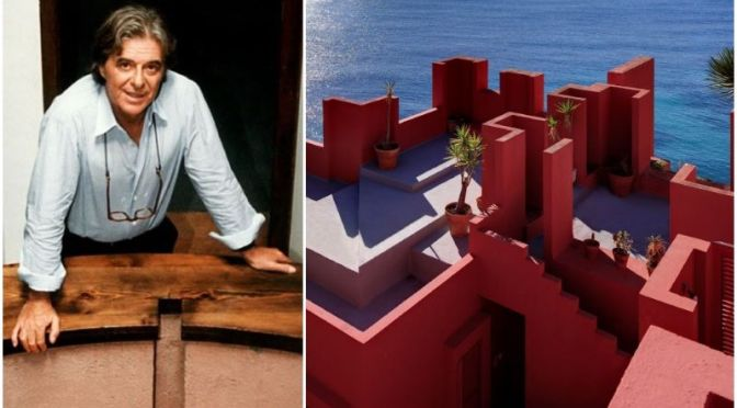 Profile: Spanish Architect & Designer Ricardo Bofill – 'Dreamer Of Modernity'