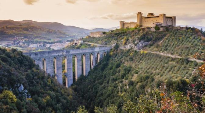 Travel & Culture: 'Spoleto' In Umbria, Italy (Video)