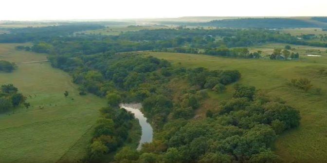 Prairie View: 'Spring Creek Ranch' – Eureka, Kansas