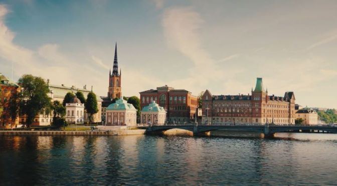 Travel: The Cities, Rivers & Forests Of Sweden (Video)