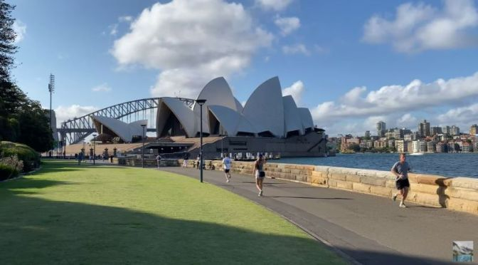 Walking Tours: The Royal Botanical Garden In Sydney, Australia (Video)
