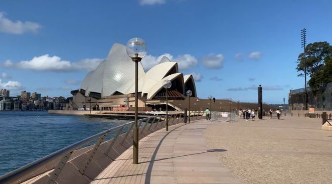 Walking Tours: Sydney Harbour & Circular Quay | Boomers Daily