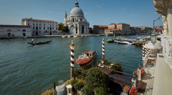 Top Hotel Tours: 'The St. Regis Venice', Italy On The Grand Canal (Video)