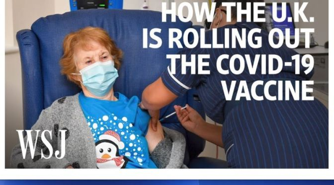 Health: How Britain Is Planning To Roll Out The Covid-19 Vaccine (Video)