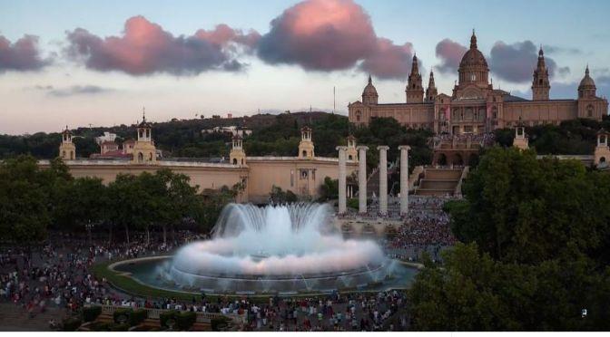Timelapse Travel: 'Tiempo' – Barcelona, Spain (Video)
