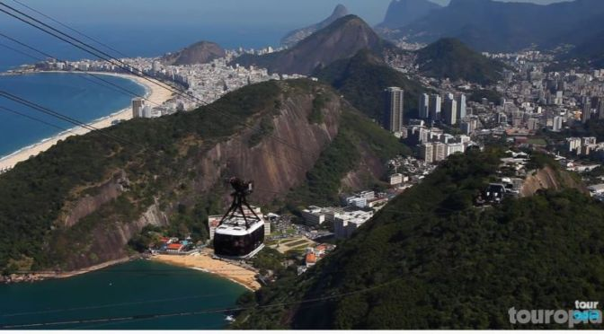 Travel: 'Top Ten Places To Visit In Brazil' (Video)