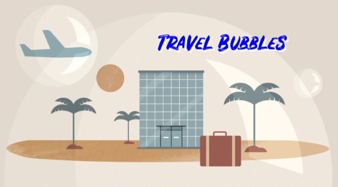 Health: 'Travel Bubbles'- Can They Revive Air Travel?