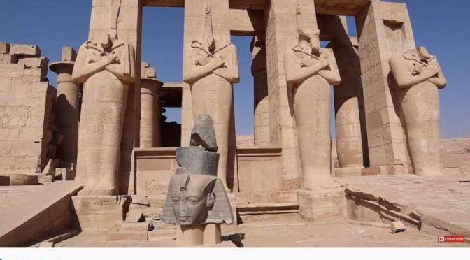 Travel Tours: 'Ancient Luxor – Egypt' (Video)