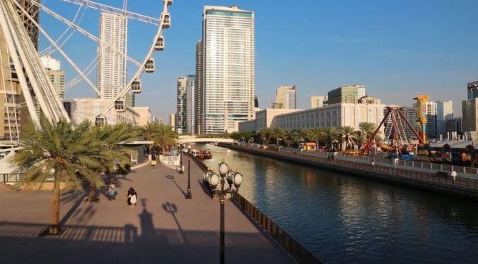 Travel: 'Ajman & Sharjah – United Arab Emirates' (UAE)