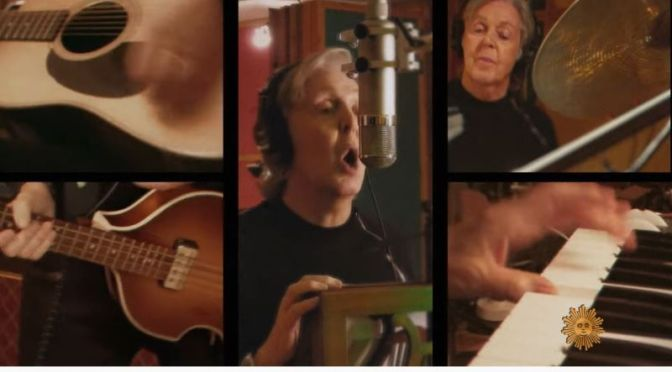 Video Interview: Paul McCartney On His New Album 'McCartney III""