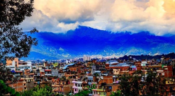 Walking Tour: Baneshwor -Kathmandu, Nepal (Video)