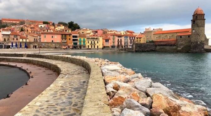 Walking Tours: 'Collioure – Pearl Of the Vermillion Coast' In Southern France
