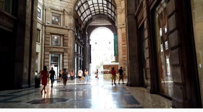 Walking Tour: Milan, Italy
