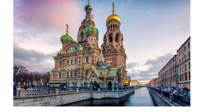 Walking Tours: Saint Petersburg, Russia (Video)