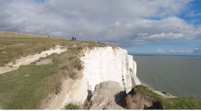 Walking Tours: 'The White Cliffs Of Dover', England