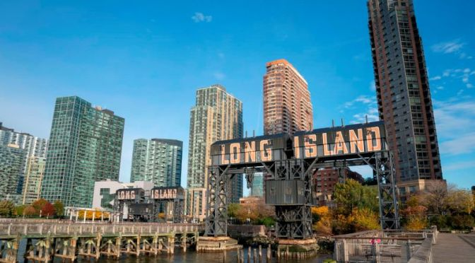 Walks: 'Long Island City, Queens, New York' (Video)