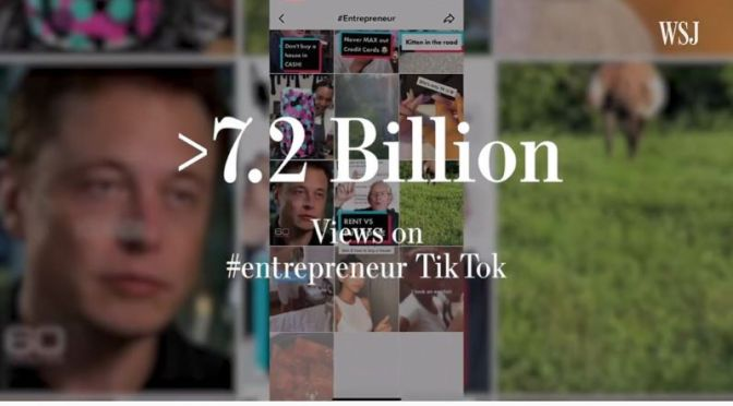 Social Media: 'Tik Tok As A Platform For Business'