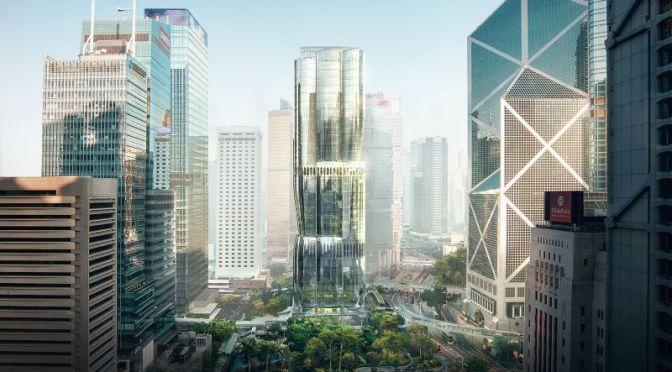 """Urban Architecture: '2 Murray Road', Hong Kong """"$3 Billion Mega-Project"""""""