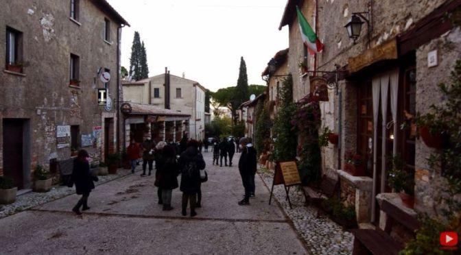Walks: 'Abbey Of Farga' In Central Italy (4K Video)