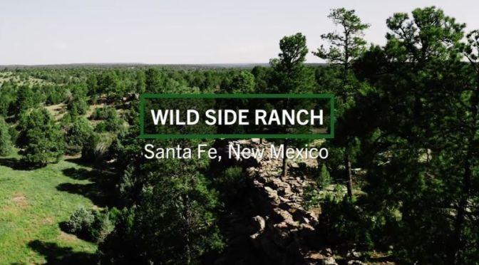 Views: 'Wild Side Ranch' – Santa Fe, New Mexico