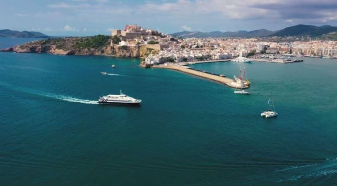 Aerial Travel: 'Ibiza – Spain'