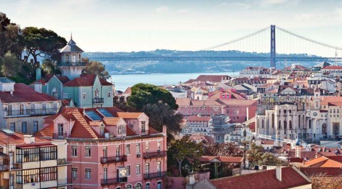 Aerial Travel: 'Lisbon – Portugal' (4K Video)