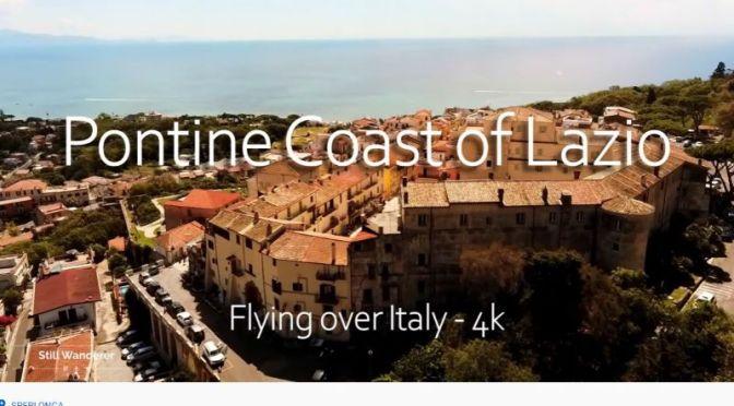 Travel: 'Pontine Coast Of Lazio, Italy' (4K Video)