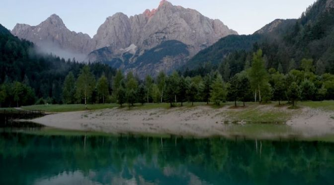 Aerial Views: 'Lakes & Landscapes Of Slovenia'