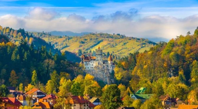 Views: 'Transylvania – Central Romania' (Video)
