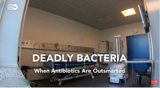 Analysis: Multiresistant Bacteria That Outsmart Antibiotics (Video)