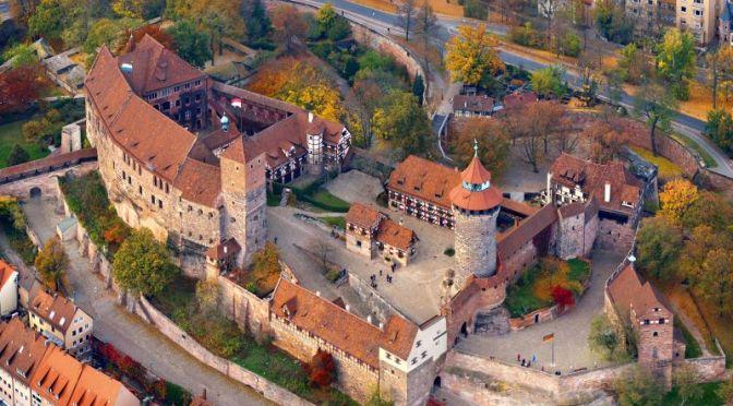 Walking Tour: 'Bayreuth – Germany' (4K Video)