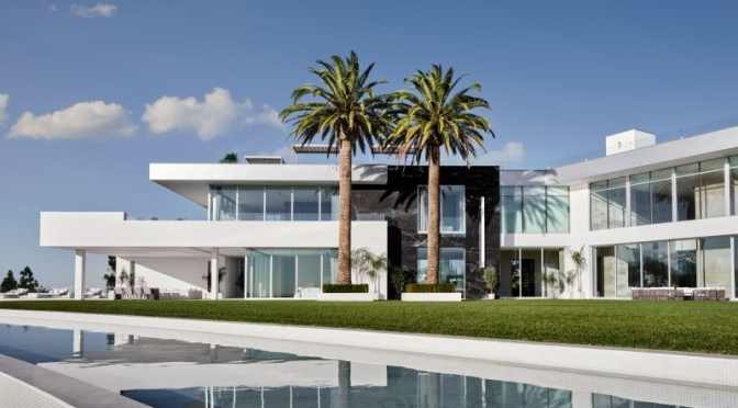 Architectural Tour: 'The One' – World's Largest Home In Bel Air, California
