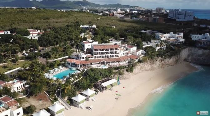 Caribbean Island Views: 'Belmond La Samanna' Resort, St. Martin (Video)
