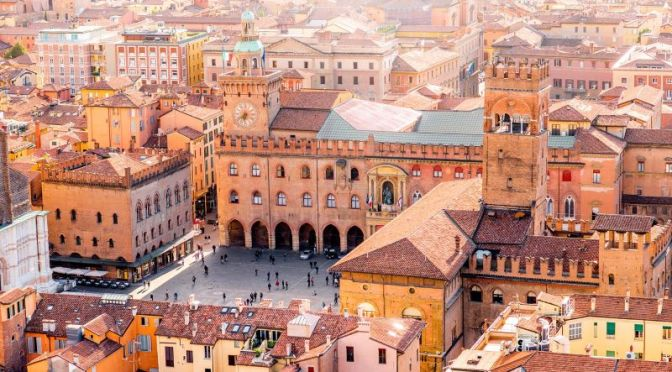 Walking Tours: 'Bologna In Northern Italy' (Video)