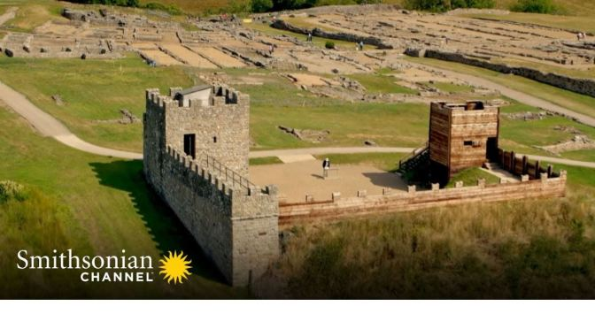 English History: Roman Ruins In Northumberland