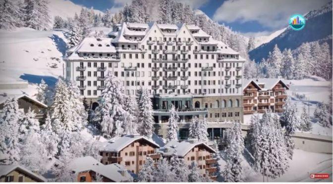 Travel: Switzerland's 'Castle Hotels' (HD Video)