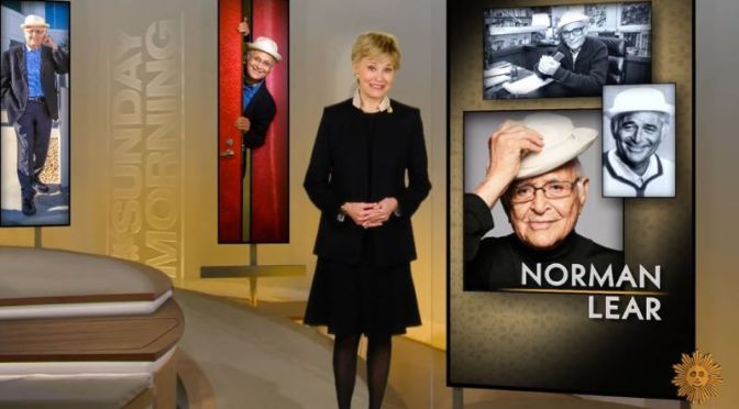 Video Profiles: 98-Year Old Television Writer And Producer Norman Lear