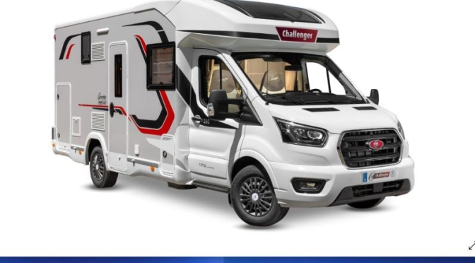 Top New Camper Vans: The '2021 Challenger' (Video)