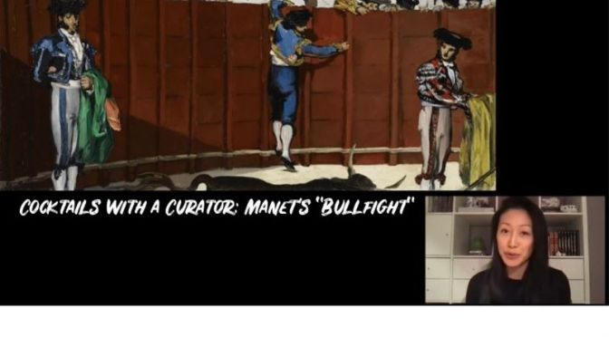 "Cocktails With A Curator: Manet's ""Bullfight"" (Video)"