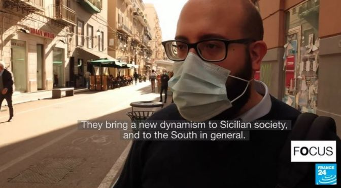 Telework: Large Exodus Of Workers From North To South Italy (Video)