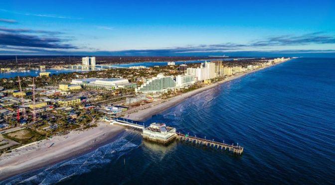 Travel Guides: 'Daytona Beach – Florida' (4K Video)