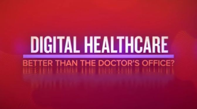 ANALYSIS: 'THE EXPLOSIVE GROWTH OF TELEMEDICAL HEALTHCARE IN 2020' (VIDEO)