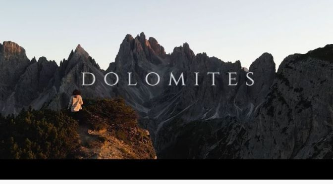 Travel: 'Dolomites – South Tyrol', North Italy (Video)