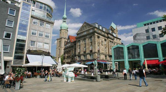 Walking Tour: 'Dortmund – Germany' (4K Video)