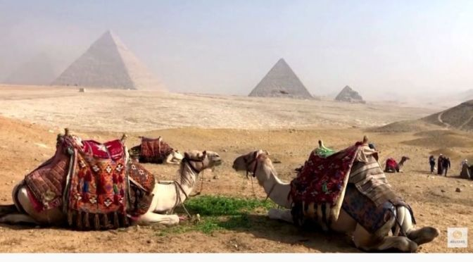 Tourism In 2021: Egypt Sees 'Slow Return' After 70% Plunge In 2020 (Video)
