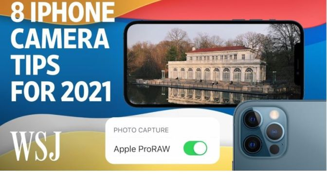 Photography: Top Tips For Taking Great Photos On The iPHone Camera (Video)