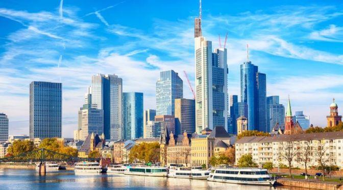 Walking Tour: 'Frankfurt – Germany' (4K UHD Video)