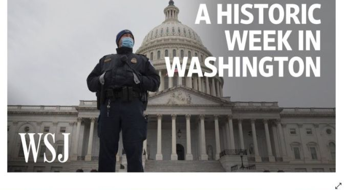 Reviews: 'A Historic Week In Washington DC' (Video)