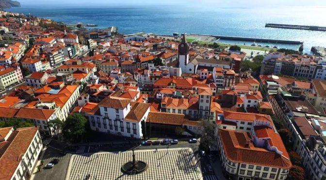 Walking Tours: 'Funchal – Madeira', Portugal (Video)