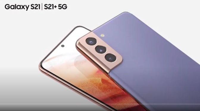 Smartphones: Samsung's '2021 Galaxy S21 5G' (Video)